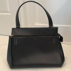 Celine Gray Edge Bag